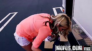 mofos - project rv - flexible spinner gives blowjob starring