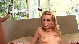 Lexi Belle - Too small to take it all