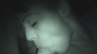 She can't sleep without a mouthful of cum triggered from the erotic blowjob she gives