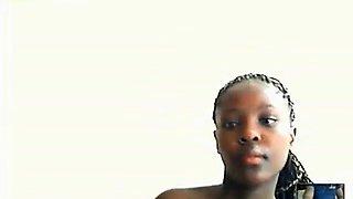 18 yr old Ebony Perfect Ass