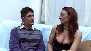 BUSTY ITALIAN MOM #2