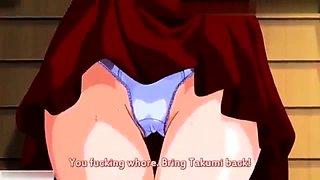 School and public hentai