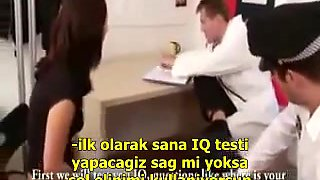 turkish sub driver license-turkce altyazili ehliyet