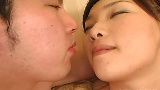 Kinky Japanese bride is the gift of both her husband and