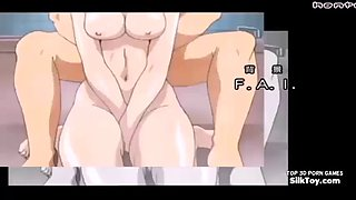 busty anime school students hardcore sex compilation