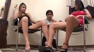 Brazilian lesbian domination