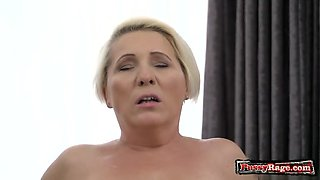 Big tits pornstar extreme sex and cumshot