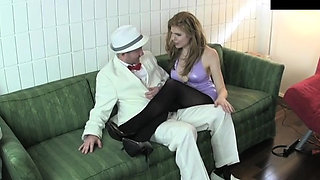 Sexual lady gets nailed