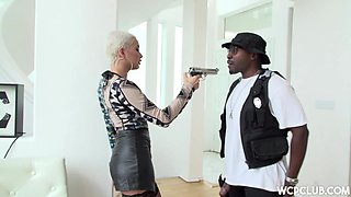 Aaliyah Hadid in Curvy Petite Cheating Prisoner - WCPClub