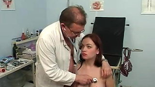 Doctor and nurse working