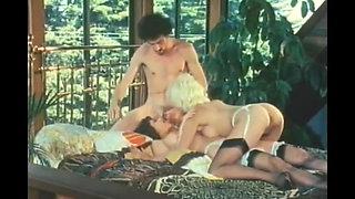 Lingerie Ladies Threesome
