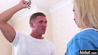 horny chessie kay gets screwed raw