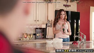 brazzers - mommy got boobs - homemade american tits scene st