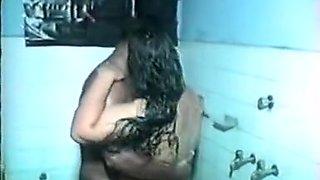 Tamil Aunty Sex In Shower