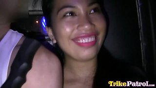 Beautiful Filipina is shockingly promiscuous on camera