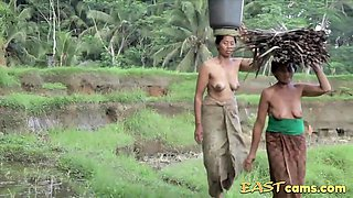 Documentary - Bali. Goin' Topless.