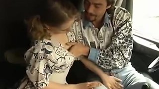 Vintage college girl assfucked