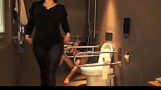 Mistress humiliates her slave