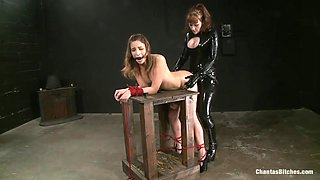 submit to your merciless mistress!