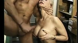 French milf gets ass-fuck punishment