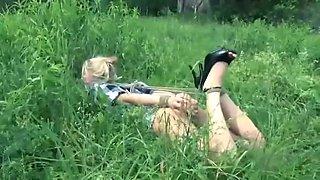 Kylie Wylde Bondage