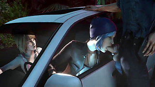 Life Is Strange: Getting Out of a Ticket