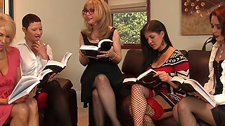 Seduction Of Nina Hartley, Scene 02