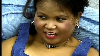 Thai Mature anal fucked