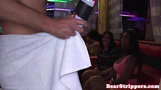 Real cfnm amateurs cocksucking strippers