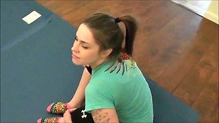 #59 lilith cometh! carmella vs lilith female wrestling
