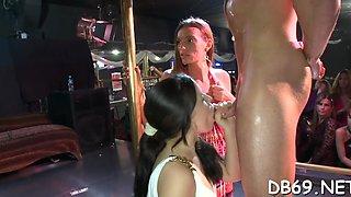 wild fuck allover the night club video clip 3