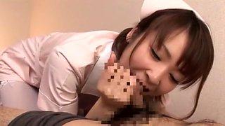 Incredible Japanese girl in Horny Red Head, Nurse JAV movie