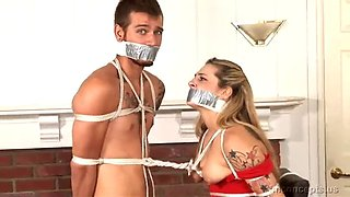 bound couple
