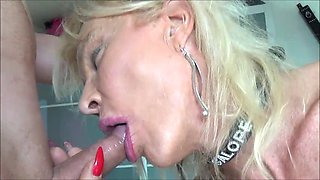 to fuck me in the chastity device