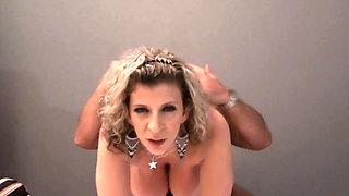 Sara Jay Chubby Big Titted Milf Gets Fucked