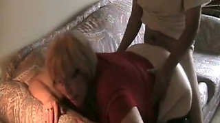 old stepmom and young boy - homemade vid from SEXPLUS.PL