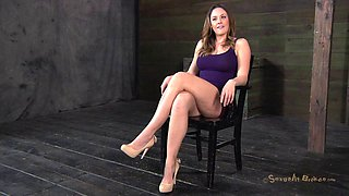Chanel Preston has been acting naughty lately and needs to be punished