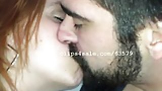 Casey and Aaron Kissing Video 3