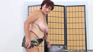 Euro gilf danja doesn&#039t wear panties today