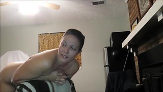 Girl Tricks Sisters Husband Into Creampie