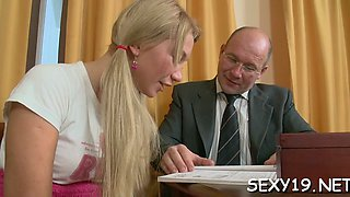 salacious drillings from teacher amateur segment 8