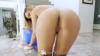 tiny4k big dick fuck for busty maid dillion harper