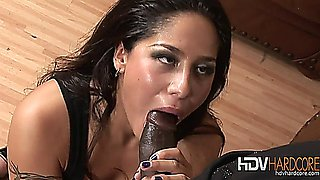 Jenaveve jolie loves big black meat