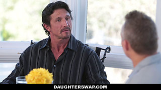 DaughterSwap- Accidentally Fucked My Friends Daughter